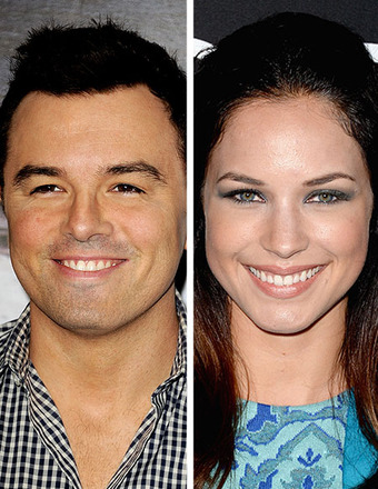 Report: Seth MacFarlane Dating 'Pitch Perfect' Actress