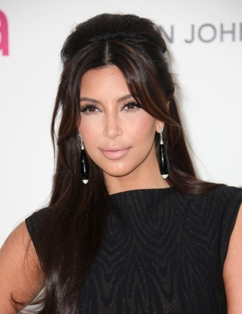 Kim Kardashian to Katie Couric: 'I Hate Fake Media Friends'
