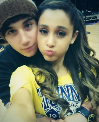 Report: Have Ariana Grande and Jai Brooks Split?