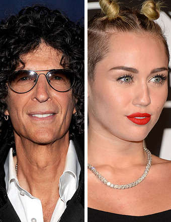 Howard Stern Defends Miley Cyrus' Sexy Twerk Show at the VMAs