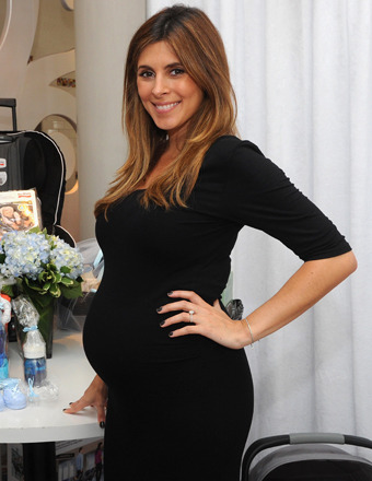 Baby News! Jamie-Lynn Sigler and Fiancé Welcome First Child