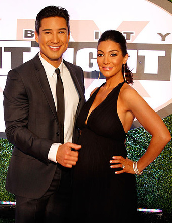 Courtney and Mario Lopez Welcome Baby Boy!