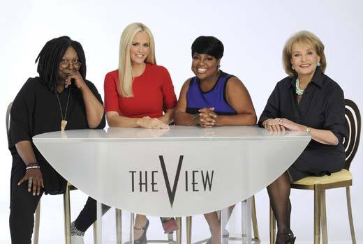 Jenny McCarthy Reports for Her First Day of Twerk on 'The View'