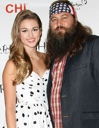 Duck Dynasty' Star Makes Modeling Debut at New York Fashion Week