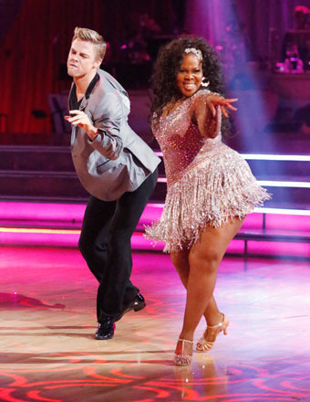 'Dancing with the Stars' Recap: Meet the 'Tigress of Season 17'