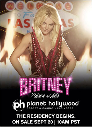 Britney Spears on Las Vegas Show, Album, and Kissing Justin Timberlake