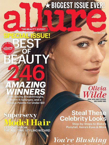 Olivia Wilde Not Wild About Diets