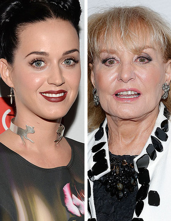 Katy Perry: Barbara Walt