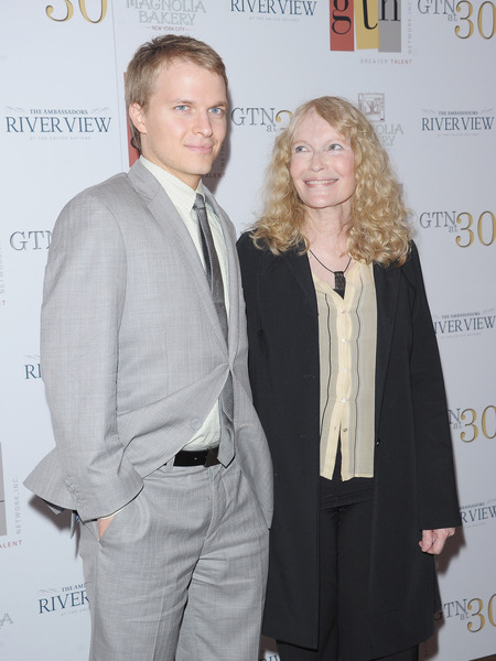 Mia Farrow Says Son Ronan Was 'Possibly' Fathered by Frank Sinatra