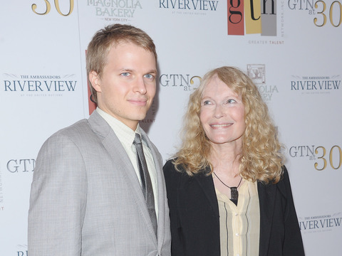 Mia Farrow Says Son Ronan Was