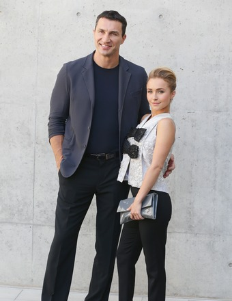 Hayden Panettiere Engaged to Wladimir Klitschko