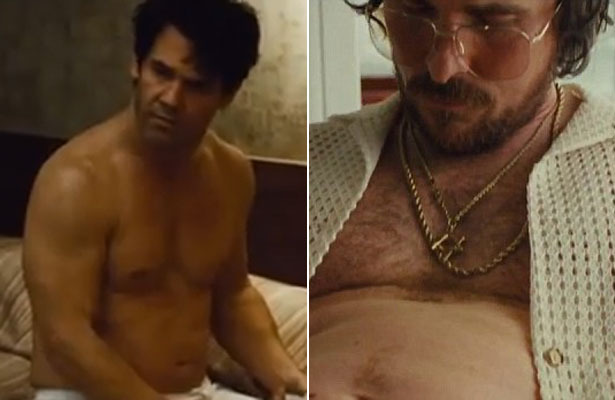 Extreme Body Transformations: Josh Brolin's Yo-Yo Dieting, Christian Bale's Big Belly!