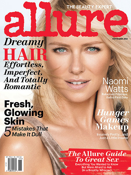 Naomi Watts' 'Ballsy' Pursuit of Her Man