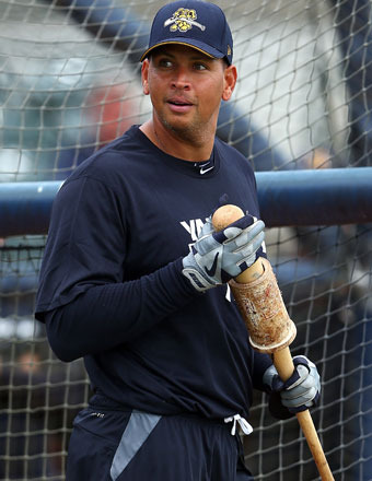 Ménage-A-Rod? New Book Claims Alex Rodriguez Had Threesomes with Hookers