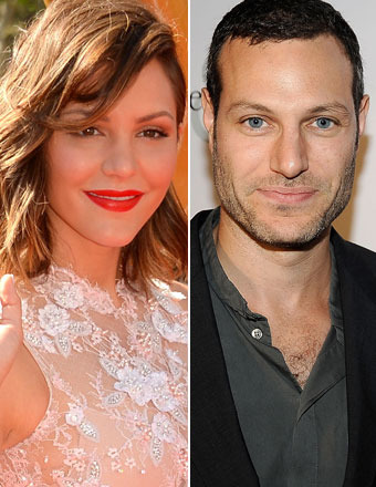 Katharine McPhee Caught Kissing 'Smash' Director While Both Are Still Married!