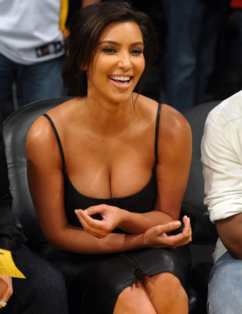 TMI! Kim K Says Her Lady Business Looks Better Now Than Before Baby