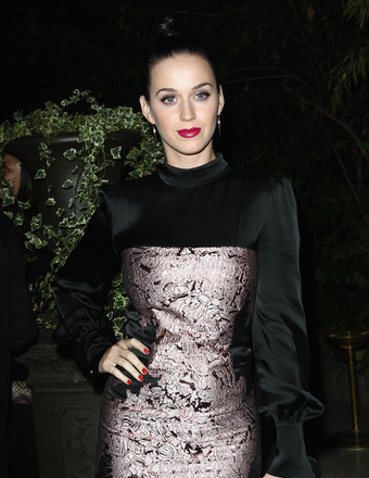 Katy Perry Slams Fellow Pop Stars: Stop Getting Naked!