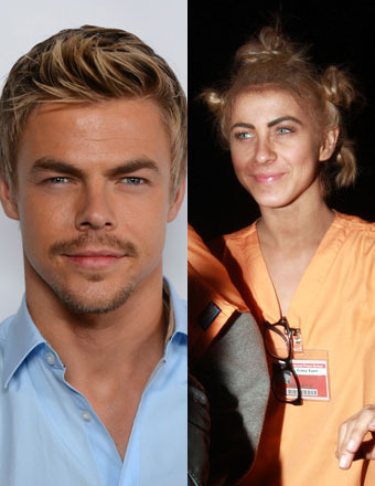 Derek Hough Says Julianne Hough is 'Beside Herself' After Blackface Halloween Costume Outrage