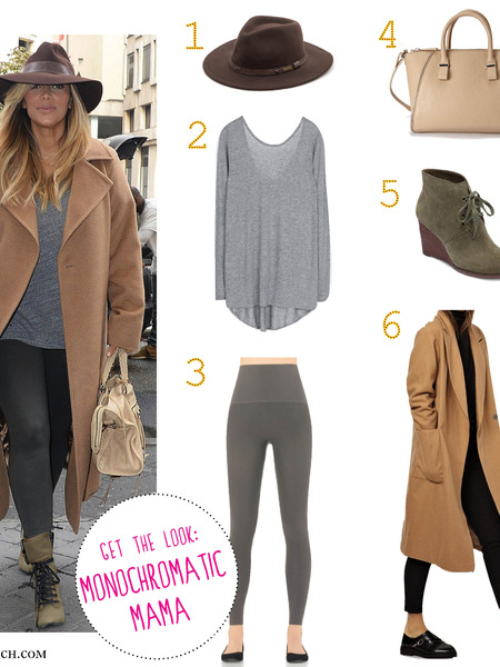 Get the Look! Kim Kardashian: Laid Back and Luxe!