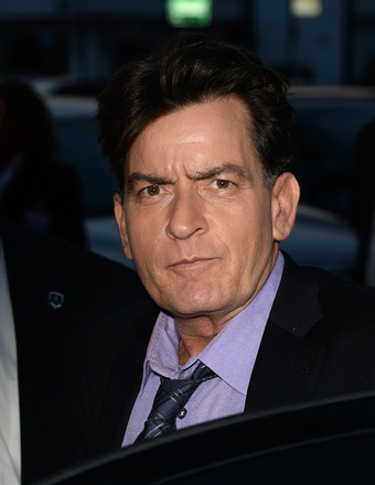 Charlie Sheen Gagged by Judge, Exes Meet in New Custody Drama