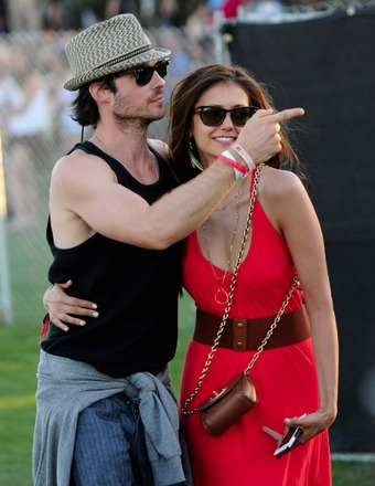 'Vampire Diaries': Are Nina Dobrev & Ian Somerhalder Back On?!