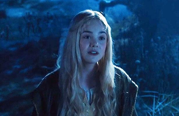 Elle Fanning Aurora Costume Elle Fanning as Princess