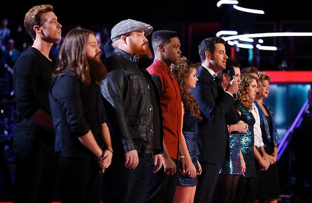 'The Voice' Recap: Who Did Fans 'Instant Save' and Who Went Home?