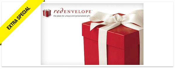 Win It! A $75 Gift Card to RedEnvelope.com
