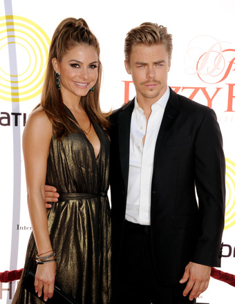 Maria Menounos vs. Derek Hough: Who Has the Best Thanksgiving Dance Vid?