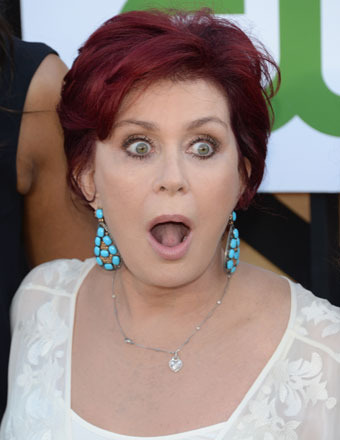 Sharon Osbourne's Plastic Surgery Shocker