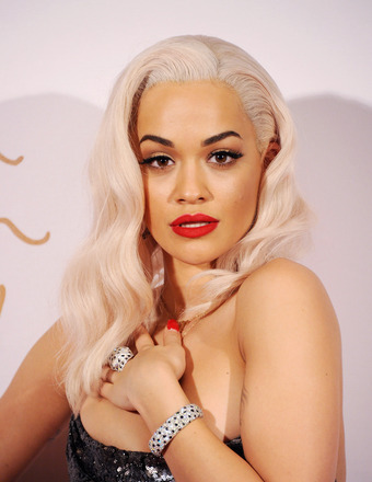 'Fifty Shades of Grey' News! Rita Ora Joins the Cast