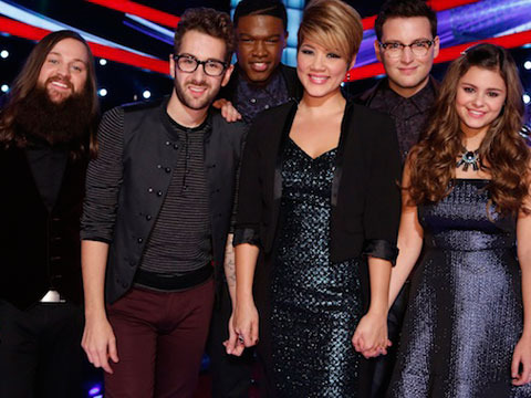 'The Voice' Results Recap! Who's In and Who's Out