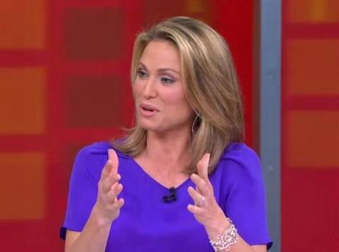 Amy Robach Returns to 'GMA,' Says 'Toughest Part' of Breast Cancer Battle Is Ahead