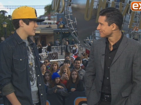 Austin Mahone Wants a Lamborghini for Christmas!