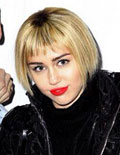 Pic! See Miley Cyrus' Dramatic New Haircut