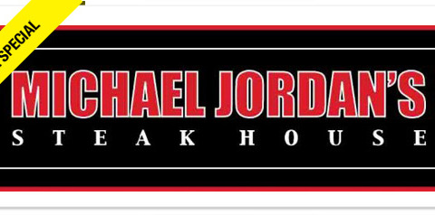 Win It! A $100 Gift Certificate to Michael Jordan's The Steak House N.Y.C.