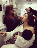 Emmy Rossum Pokes Fun at Gisele Bündchen's Breastfeeding Photo