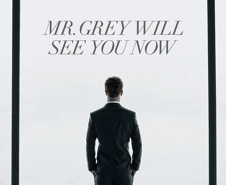 fifty shades of grey movie poster christian grey in