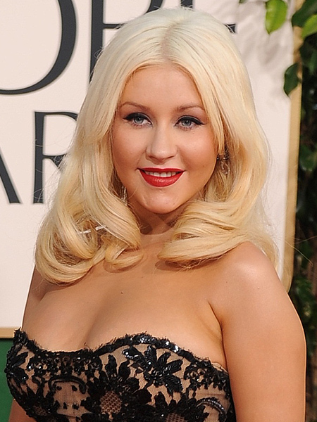 christina aguilera super_bow