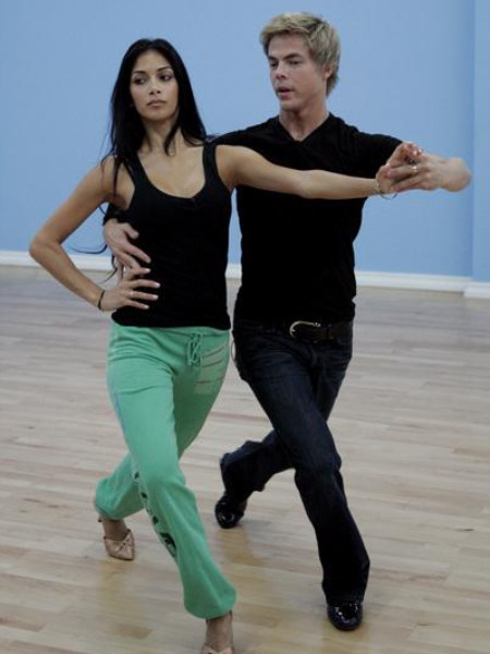 dancing with the stars rehearsals