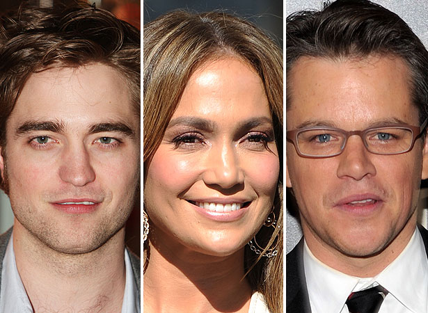robert pattinson jennifer lopez and matt damon
