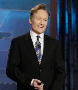 Conan O'Brien says goodbye on 'The Tonight Show'