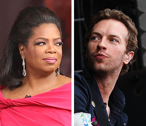 oprah chris martin