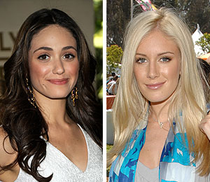 emmy rossum heidi montag
