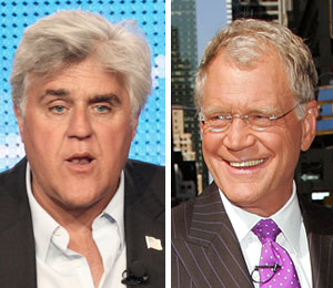 Leno and Letterman thaw after Super Bowl ad 