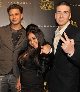 'Jersey Shore' renewed for second season 
