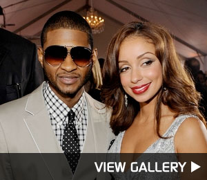 usher mya grammys