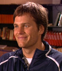 Tom Brady talks about his family and teams up with Smartwater