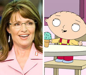 Sarah Palin blasts 'Family Guy'