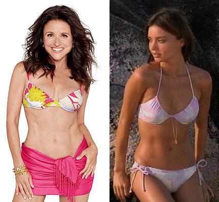 0225julia julia bikini anges de la télé réalité 4. par téléman le 16 avril 2012